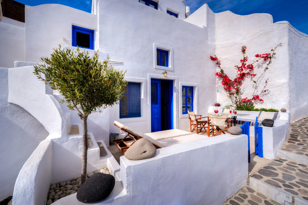Chelidonia villas suites family villas for Family villas